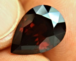 7.13 Carat Spessartite Garnet Pear - Gorgeous