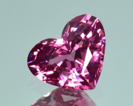 1.12 Cts Excellent Beautiful Hot Pink Natural Burmese Spinel