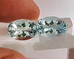4.91cts Aquamarine,   Untreated,