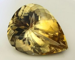470.05ct EXCEPTIONAL CITRINE - HUGE SIZE ; QUALITY GEM CERTIFIED