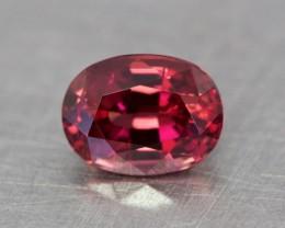 Natural pink Mahenge garnet.