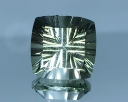 6.05 CT NATURAL PRASOILITE TOP CUT HIGH QUALITY GEMSTONE P1