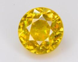 2.05 Ct Superb Color Natural Titanite Sphene ~ RA