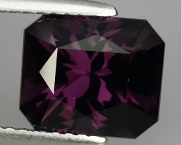 3.55 CTS DAZZLING NATURAL RARE TOP LUSTER INTENSE SPINEL