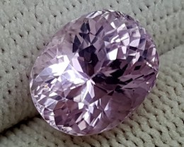 6.55CT PINK KUNZITE BEST QUALITY GEMSTONE IGC436