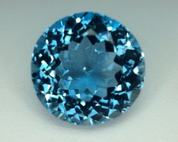 27.80 Crt Natural Topaz Faceted Gemstone Mg1