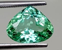 3.35Crt Green Spodumene Best Grade Gemstones JI 27