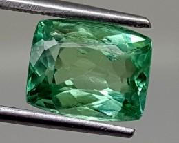 4Crt Green Spodumene Best Grade Gemstones JI 27