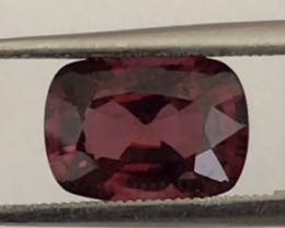 2.03ct CERTIFIED Pinkish Red Spinel - Sri Lanka   A987 F81 G567