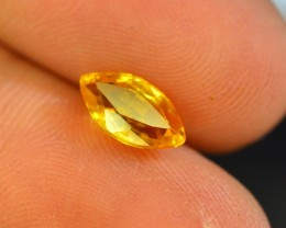 1.150 ct Natural Yellow Sapphire ~ Sri Lanka