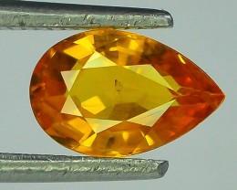 1.010 ct Natural Yellow Sapphire ~ Sri Lanka