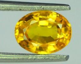 1.040 ct Ceylon Yellow Sapphire ~