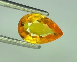 1.125 ct Natural Ceylon Yellow Sapphire ~$500.00