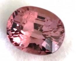 Lovely Orangey Pink 2.57ct CERTIFIED Mali Garnet VVS A1007 F83