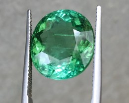 13.22Cts Certified Marvelous Paraiba Tourmaline