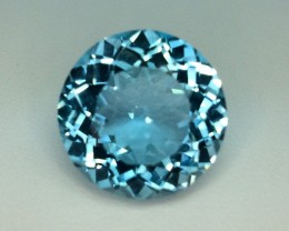 20 Crt Natural Topaz Faceted Gemstone (983)