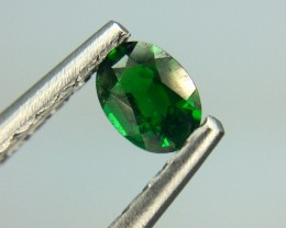0.29 Crt Natural Tsavorite Faceted Gemstone (983)
