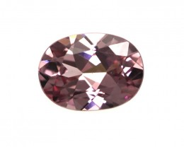 1.33cts Natural Rhodolite Garnet Oval Cut
