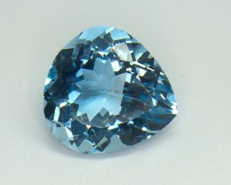 20.18 Crt Natural Topaz Facetted Gemstone T04