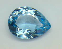 24.10 Crt Natural Topaz Facetted Gemstone T11