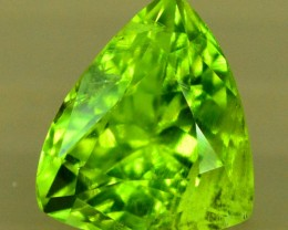 No Reserve - 2.20 cts Olivine Green Natural Peridot Gemstone