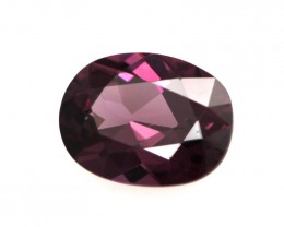 1.46cts Natural Rhodolite Garnet Oval Cut