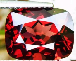 5.09 Ct VVS Unheated Red Spinel (Burma)