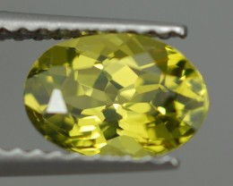 1.30 CT AAA QUALITY  NATURAL CHRYSOBERYL - CR01