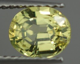 1.04 CT AAA QUALITY  NATURAL CHRYSOBERYL - CR09