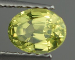 0.75 CT TOP QUALITY  NATURAL CHRYSOBERYL - CR10