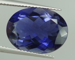 7.38 CT TOP QUALITY  NATURAL IOLITE  -  IOL10