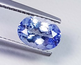 "1.34 ct ""IGI Certified"" Exclusive Oval cut Natural Tanzanite"