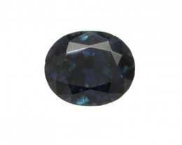 0.82cts Natural Australian Blue Sapphire Oval Shape