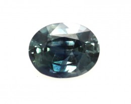 1.06cts Natural Australian Blue Sapphire Oval Shape