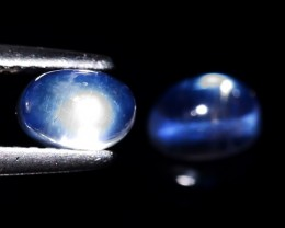 1.40 Cts~ Finest Ever~EXCEPTIONAL NATURAL BLUE MOON STONE  NR!!!