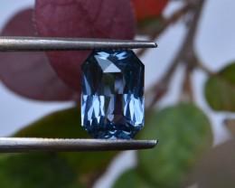 3.12 cts cobalt certified Sri Lankan spinel.