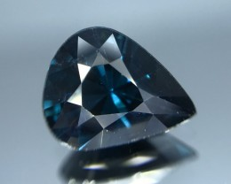 GIL CERTIFIED COBALT SPINEL WITH TOP LUSTER GEMSTONE