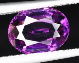 2.10 Crt  Beautiful Rhodolite Garnet Gemstone ~ Africa
