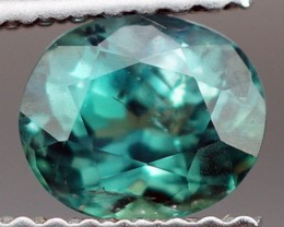 0.97 CT OVAL SHAPE BRILLIANT STEP CUT NATURAL CHRYSOBERYL ALEXANDRITE