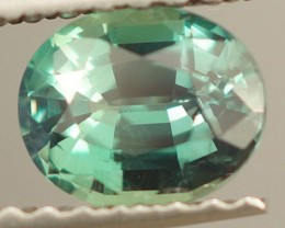 0.72 ct RARE! NATURAL COLOR CHANGE CHRYSOBERYL ALEXANDRITE! EXCELLENT CUT