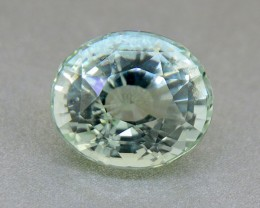 UNTREATED Aquamarine 8.42 Ct. (00718)  Ceylon  Good Colour