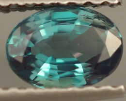 AIGS CERTIFIED 0.66CT BLUISH GREEN TO REDDISH PURPLE! NATURAL ALEXANDRITE