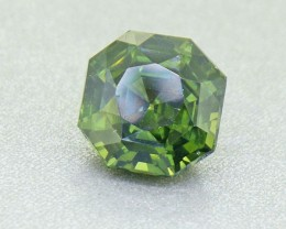 Untreated Natural Attractive Green Srilankan Zircon 2.69 ct (00694)