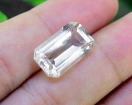 Natural Goshenite 6.80 Ct. Clean (01251) White Beryl
