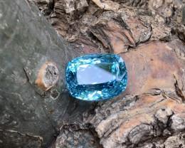 44.50Cts Beautiful Blue Topaz nice Cutting