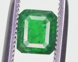 0.40 Ct Ravishing Color Green Emerald ~ Swat