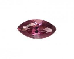 0.92cts Natural Rhodolite Garnet Marquise Cut