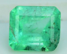 1.40 cts Super Top Quality Natural Colombian Emerald  Gemstone