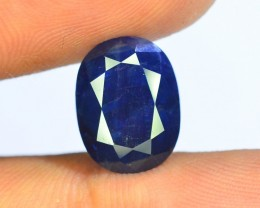 5.85 ct Natural Untreated  Sapphire ~Afghanistan