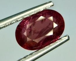 2.72 Gil Certified Ruby Unheated Gemstone